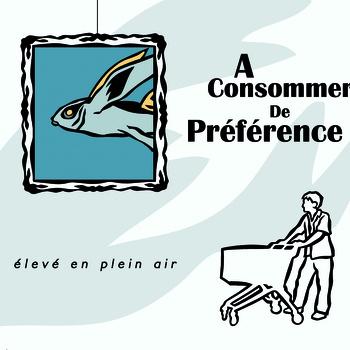 A Consommer De Préférence – élevé en plein air